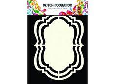 Niederländisch Doobadoo Form Kunst Verziert A5