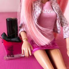 #barbie #barbienail #barbienails #nailsdone #azusabarbie