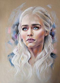 Daenerys by csillabold