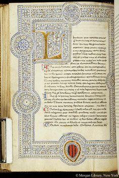 Facta et dicta memorabilia / Valerius Maximus, Italy, 1440, MS G.61 fol. 65v - Images from Medieval and Renaissance Manuscripts - The Morgan Library & Museum