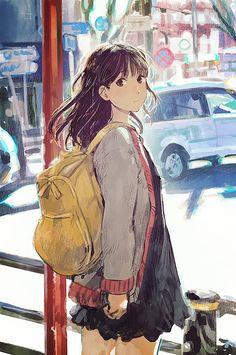 Garota urbana