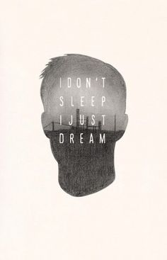 True Detective - Rust Cohle: I don't sleep, I just dream Rust Cohle Quotes, Fan Poster, Just Dream, Positive Quotes For Life, Design Graphique, Grafik Design, Double Exposure, Movie Quotes, Tv Quotes