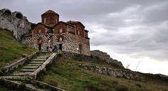 The church of the Holy Trinity- Berat, Albania