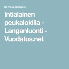 Intialainen peukalokiila - Langanluonti - Vuodatus.net Crafts, Creative Crafts, Handmade Crafts, Arts And Crafts, Crafting, Craft, Artesanato