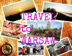 lifestyle: TRIP TO WARSAW- TRAVEL VLOG, FIRST TIME IN METRO W...
