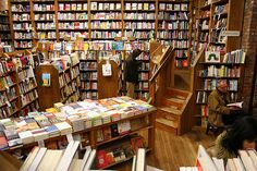 """I have always imagined that Paradise will be a kind of library. "" - Jorge Luis Borges Please please please make it so!!!"