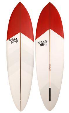 """Blackbird Surfboards - Bald-e 7'0"""""""