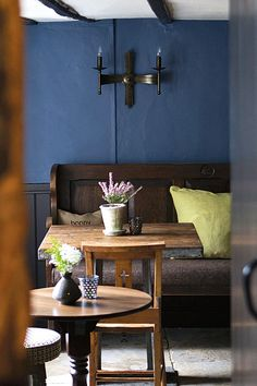 Secret spots for British Breaks (Condé Nast Traveller) lord crewe arms, northumberland