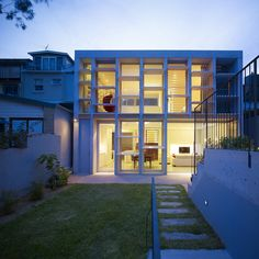 Balmain House by Carter Williamson Architects #architecture