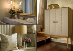The Lancasters Duplex Apartment - Master Bedroom Details - Interior Design by Intarya – Interior Design by Intarya