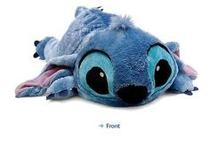 Disney Character Lying Stitch Plush Lilo and Stitch Soft Touch Toys Doll New L | eBay