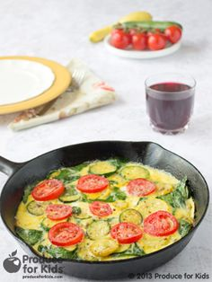 Nothing is better than fresh zucchini or summer squash from the garden.This delicious recipeis perfect for breakfast, lunch or as a side at dinner and is another great way to sneak some yummy vegetables onto the plate.