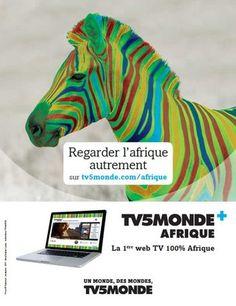 TV5MONDE : Les médias font leur pub !