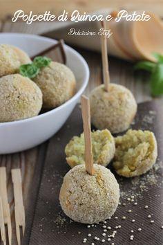 Polpette di Quinoa e Patate