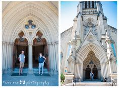 Engagement photos at St. Engagement Shoots, Engagement Photography, Local Bars, Barcelona Cathedral, Toronto, Travel, Engagement Pictures, Viajes, Engagement Photos