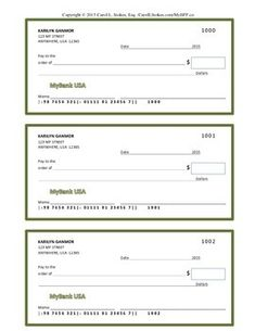 002 6+ Free Blank Business Checkbook Register Template Excel