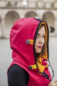 Šaty / tunika - 100% bavlna / Zboží prodejce Jane Art | Fler.cz Winter Hats, Beanie, Couture, Detail, Fashion, Winter Time, Tunic, Moda, Fashion Styles