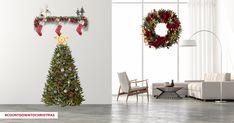 Christmas Countdown, Christmas Tree, Christmas Ideas, Balsam Hill, Holiday Movie, Hallmark Channel, Deck The Halls, Merry, Joy