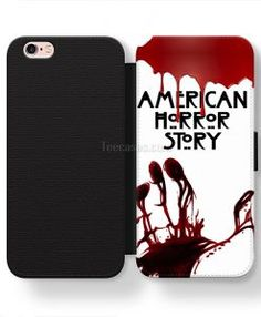 American Horror Story Skull Tate iPhone cases, Samsung case, Wallet Phone cases