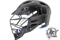 Duke Blue Devils Matte Black Warrior TII  023b0b339