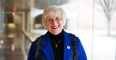 In 1966, a teenaged Marti Moon took a job as a secretary in the University of Michigan Space Physics Research Laboratory (SPRL). 50 years later, Marti continues to work for SPRL and the Climate and Space Sciences and Engineering department. http://clasp.engin.umich.edu/articles/view/687#.Vyjk-KMrJZI