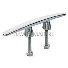 AISI 316 Stainless Steel Humpbacked Cleat | Dawn Marine