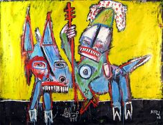 Outsider - Matt Sesow - 150 x 100 cm    http://www.artevistas.com/b2c/index.php?page=pp_productos.php=2=1=131