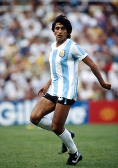 FIFA World Cup Argentina v Brazil Ramon Diaz of Argentina Argentina Players, Argentina Football Team, Rugby, English Football League, Legends Football, Barcelona, Everton Fc, World Football, Yesterday And Today