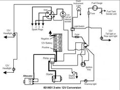 ford 600 tractor wiring diagram ford tractor series 600 electric Ford 600 Tractor Hydraulics Schematics 601 801 3 wire photo by johnla