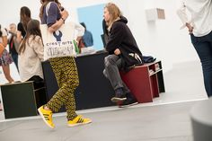 Street Style from Frieze Art Fair - Page 5