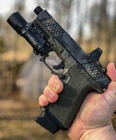 Custom Glock, Custom Guns, Tactical Equipment, Tactical Gear, Weapons Guns, Guns And Ammo, Shotguns, Firearms, Roland Special