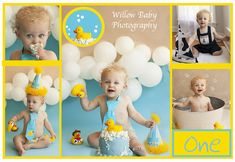 Winnie The Pooh Cake Smash! Willow Baby PhotographyFor previous clients only -One year cake smash sessions will have a little bit of everything ...First we start out with a clean baby wearing a favorite outfit. Something cute and proper fitting work best.Then we take everything but the…