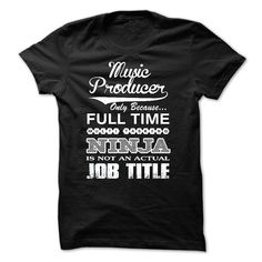 FUNNY MUSIC PRODUCER T-Shirts, Hoodies. GET IT ==► https://www.sunfrog.com/Faith/Best-Seller--MUSIC-PRODUCER.html?id=41382