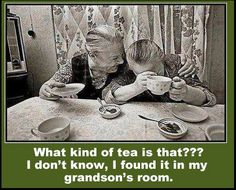 mystery tea