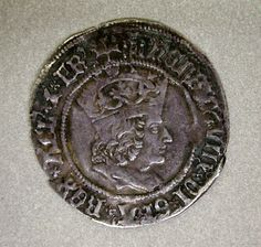 Groat of Henry VIII (first coinage) Date: 1509–26 Culture: British Medium: Silver Dimensions: Diameter: 15/16 in. (2.4 cm)