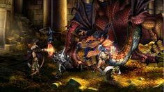 Meet the Cast of Dragon's Crown, Watch 'Em Fight in New Trailer | EGMNOW