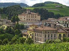 Barolo. Piamonte. Italia