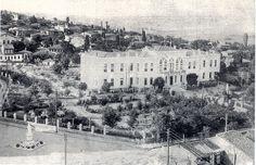 Hükümet konağı 1931 Atatürk Heykeli o zaman Valilik Bahçesinin dışındaymış.