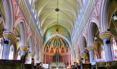 Pastel Cathedral