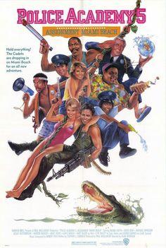 POLICE ACADEMY 5 (1988)