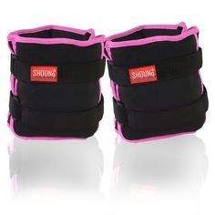 SHOUNg Personalised Ankle / Wrist Weights with Adjustable Strap and Weight (Black, 10lbs). 5 pounds on each weights, Helps you quickly get in to shape and achieve your workout goals. With adjustable fastening. Suitable for all sizes. Good for both wrist weights and ankle weights. Filled with iron sand. Protect your skin from strong collision in exercise. Tones forearms, biceps, triceps and shoulders. Suitable for indoor and outdoor use. Use it with different poses for a better exercise...