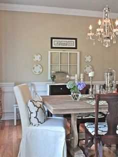 Dining Room Reclaimed Wood Design, Pictures, Remodel, Decor and Ideas - page 21