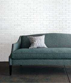 Jayson Home Spring Summer 2012 catalog, featuring the Taylor Sofa.