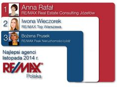 Agenci listopad 2014 RE/MAX Polska