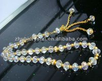 Source Crystal Muslim tasbih prayer beads on m.alibaba.com