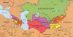 Ásia Central - Nos caminhos da ROTA daSEDA - Fatos & Fotos de Viagens - Reflexões da vida e viagens de um viajante vivo