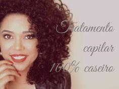 Tratamento capilar 100% caseiro e PODEROSO | Fernanda Chaves - YouTube