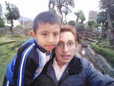 Con mi brothercito