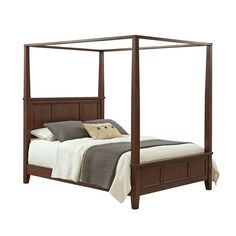 Shop for ART Furniture Poster Bed with Canopy, and other Bedroom Beds at Hickory Furniture Mart in Hickory, NC. Hickory Furniture, Find Furniture, Cheap Furniture, Bedroom Furniture, Bedroom Decor, Kitchen Furniture, Master Bedroom, Bedroom Ideas, Wooden Bedroom