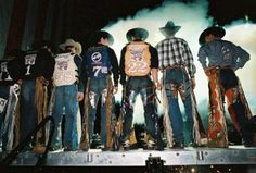 cowboy butts drive me nuts:)
